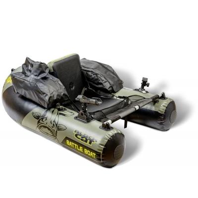Black Cat Battle Boat