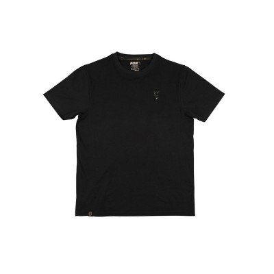 Fox Black T-Shirt