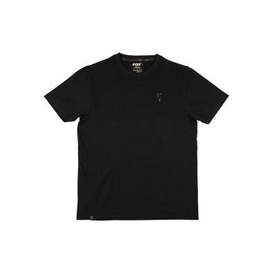 Fox Black T-Shirt