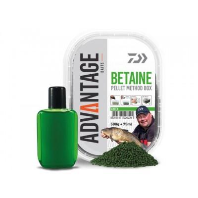 Daiwa Advantage Method Box Green Betain Pellet