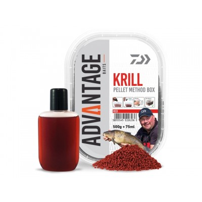 Daiwa Advantage Method Box Krill Pellet