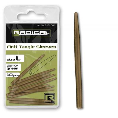 Quantum Radical Anti Tangle Sleeves L camo green