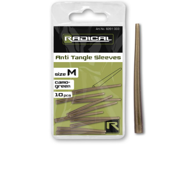 Quantum Radical Anti Tangle Sleeves M camo green