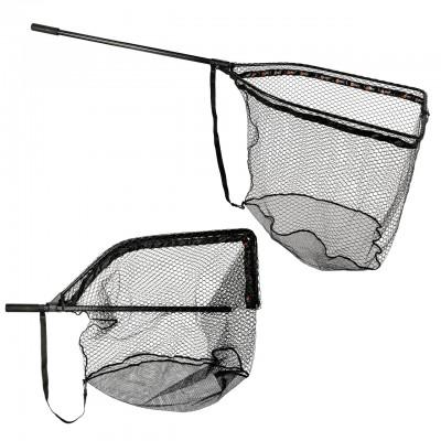 Zeck Predator Folding Rubber Net L
