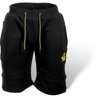 Black Cat Shorts