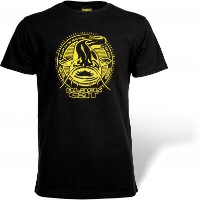 Black Cat Established Collection T-Shirt