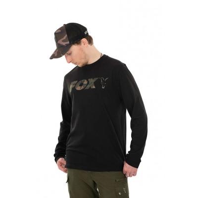Fox Black/Camo Longsleeve T-Shirt