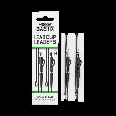 Korda Basix Lead Clip Leader
