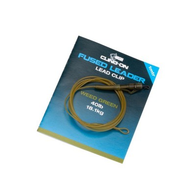 Nash Cling-On Fused Leader Lead Clip