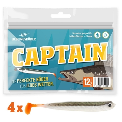 Lieblingsköder Captain 12,5cm