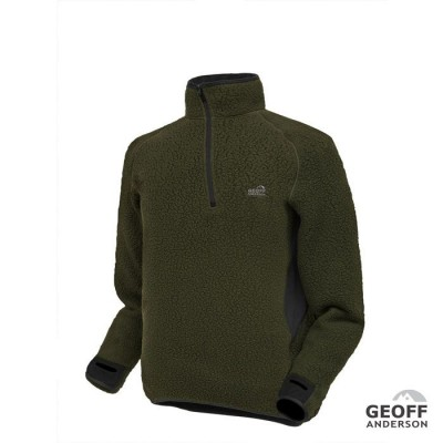 Geoff Anderson Thermal 3 Top grün