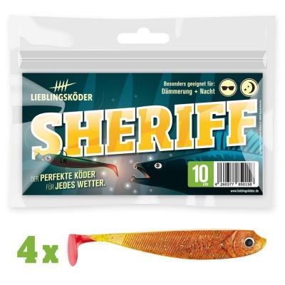 Lieblingsköder Sheriff 10cm