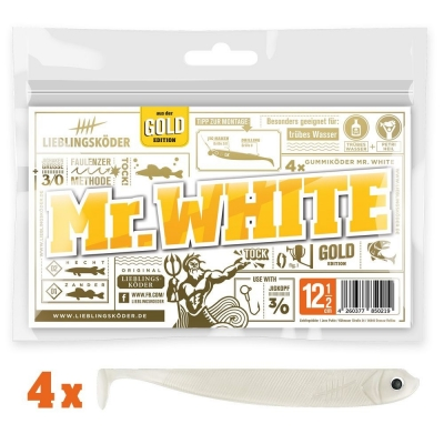 Lieblingsköder Mr.White 12,5cm
