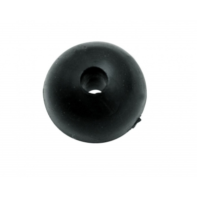 Black Cat Rubber Shock Beads