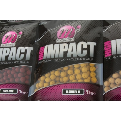 Mainline Baits High Impact Range Boilie