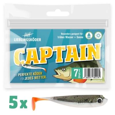 Lieblingsköder Captain 7,5cm