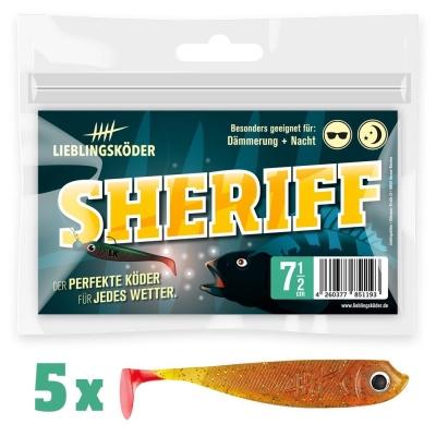 Lieblingsköder Sheriff 7,5cm
