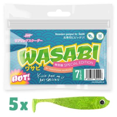 Lieblingsköder Wasabi 7,5cm