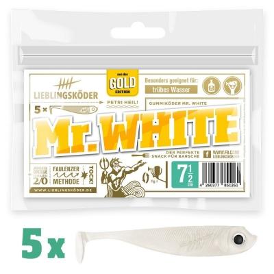 Lieblingsköder Mr. White 7,5cm