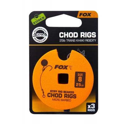 Fox Chod Rigs
