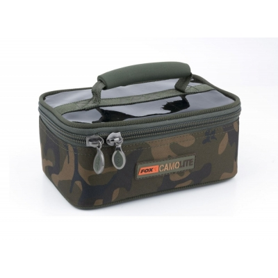 Fox Camolite Rigid Lead & Bits Bag