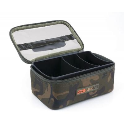 Fox Camolite Rigid Lead & Bits Bag