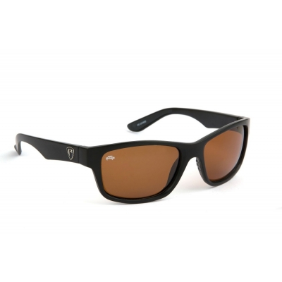 Fox Rage Sunglasses Matt Black/Brown Lens