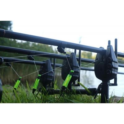Fox Black Label Adjustable Rod Clips x2