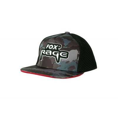 Fox Rage Camo Snap Back
