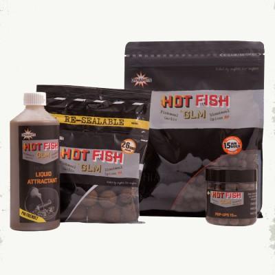 Dynamite Baits Hot Fish & GLM Boilie