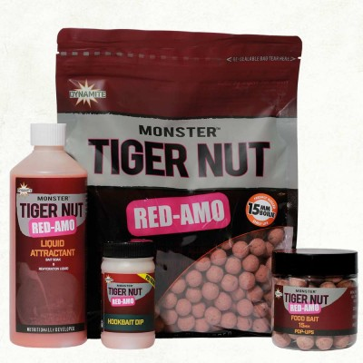 Dynamite Baits Monster Tiger Nut Red Amo Boilie