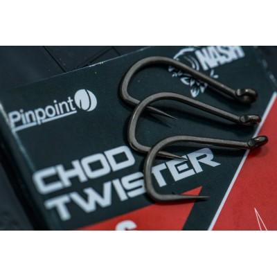 Nash Chod Twister Pinpoint Haken