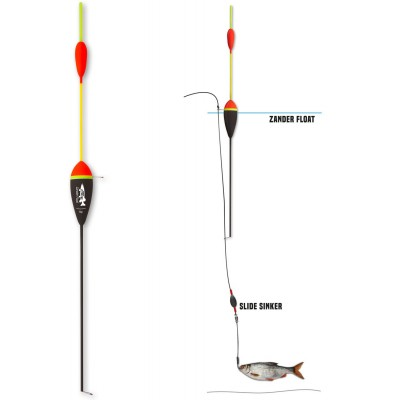 Quantum Mr.Pike Zander Float 280mm