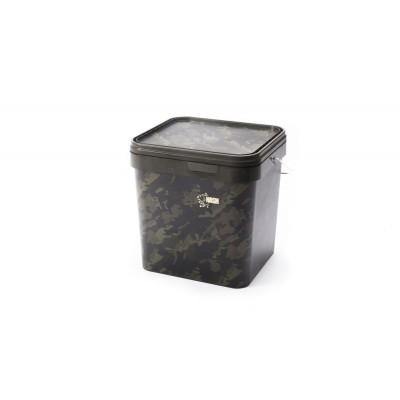 Nash Rectangular Bucket 17L