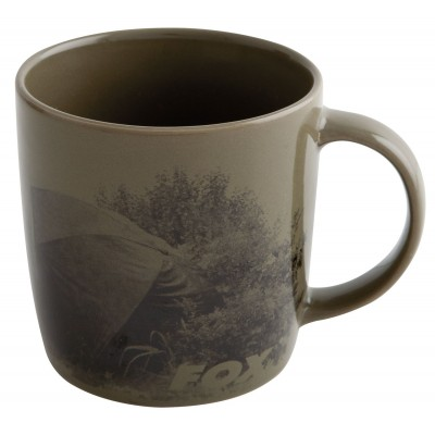 Fox Scenic Ceramic Mug