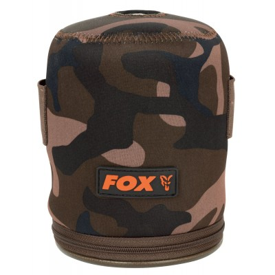 Fox Camo Neoprene Gas Canister Case