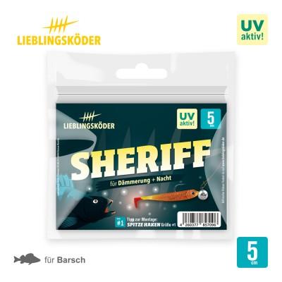 Lieblingsköder Sheriff 5cm