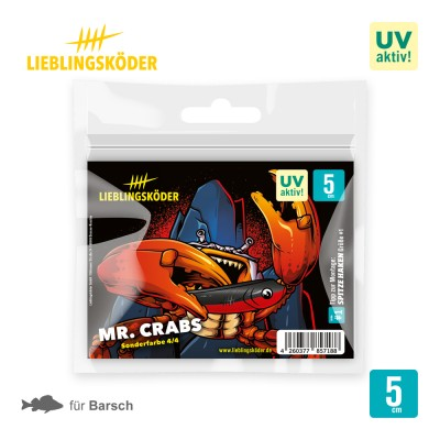 Lieblingsköder Mr. Crabs 5cm