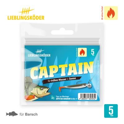 Lieblingsköder Captain 5cm