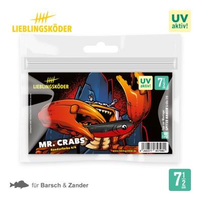 Lieblingsköder Mr. Crabs 7,5cm