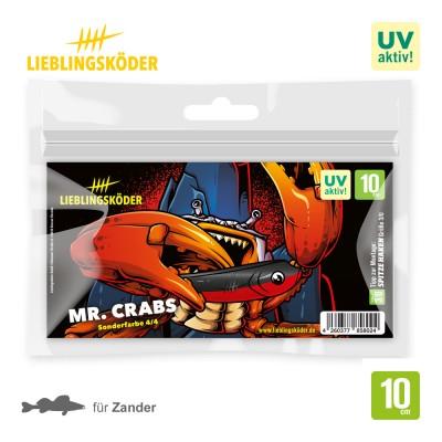 Lieblingsköder Mr. Crabs 10cm