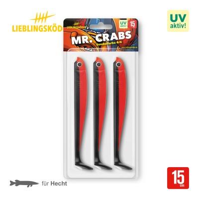Lieblingsköder Mr. Crabs 15cm