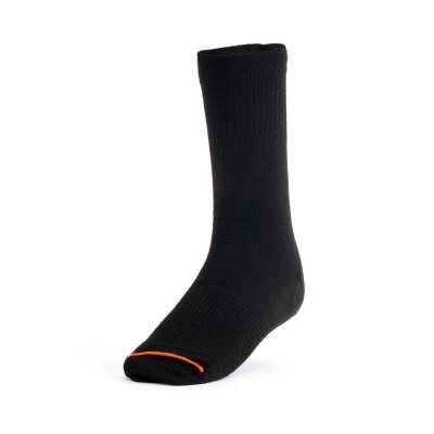 Geoff Anderson Liner Socken schwarz