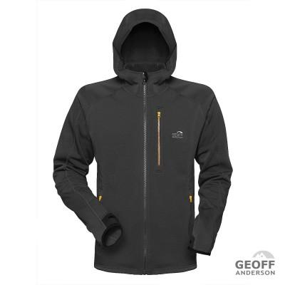 Geoff Anderson Power Hoodie 3 schwarz