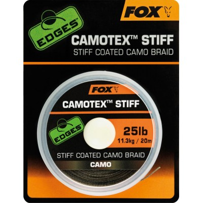 Fox EDGES Camotex Stiff