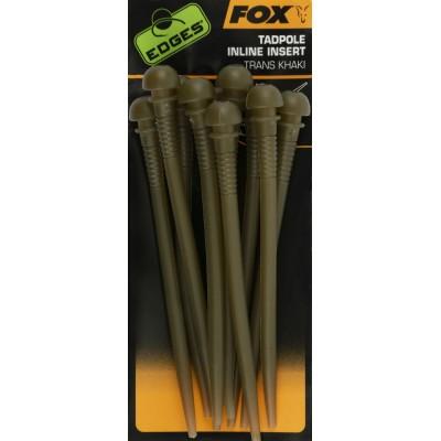 Fox EDGES Tadpole Inline Insert Trans Khaki