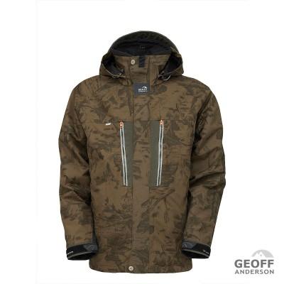 Geoff Anderson Dozer 6 Jacke leaf