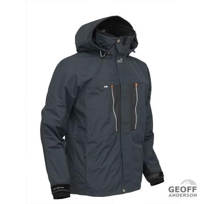 Geoff Anderson Dozer 6 Jacke schwarz