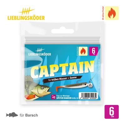 Lieblingsköder Captain 6cm