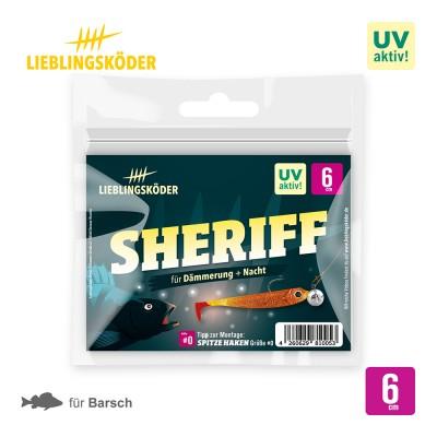 Lieblingsköder Sheriff 6cm